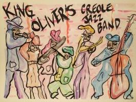 "king oliver's creole jazz band"""